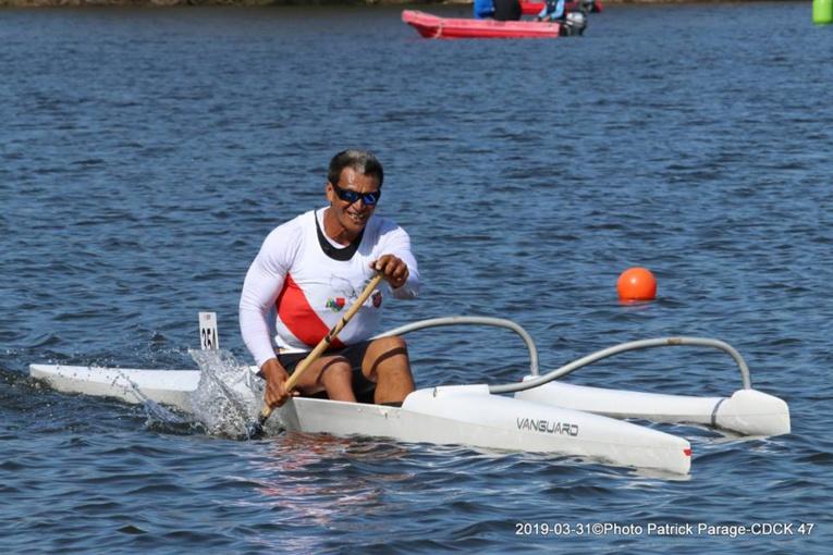 Patrick Viriamu participera ux prochains championnats du monde en Hongrie