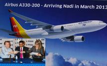 La compagnie fidjienne Air Pacific annonce l'achat de trois Airbus A330-200