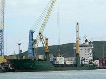 Bref échouage d'un second porte-conteneurs au large des côtes néo-zélandaises