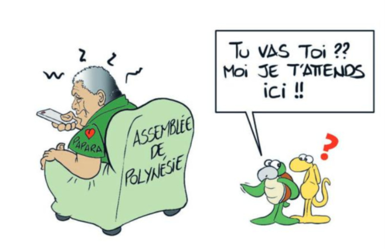 """"""" Le miraculé de Tarahoi """" vu par Munoz"""