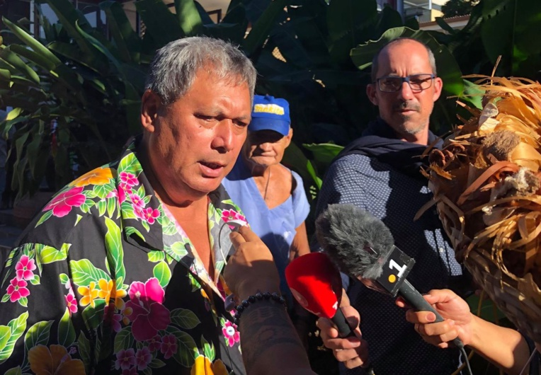 Le recours de Putai Taae examiné le 4 juin