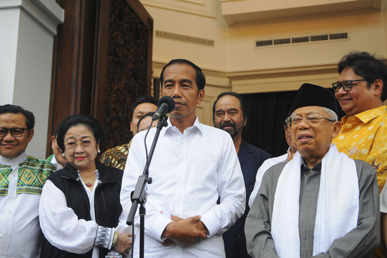 Indonésie : Joko Widodo réélu président, l'opposition conteste
