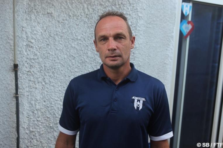 L'entraineur de Vénus Samuel Garcia devient le nouvel entraineur des Toa Aito