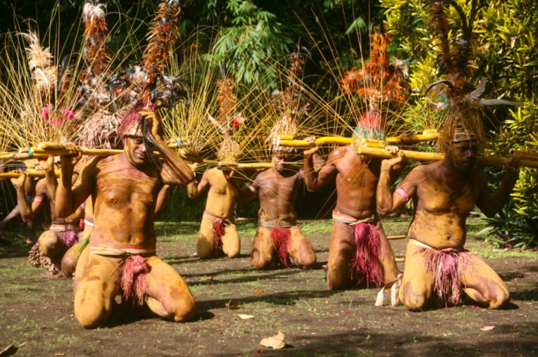 Le Vanuatu est un fidèle du festival où Micronésie, Mélanésie et Polynésie se retrouvent.