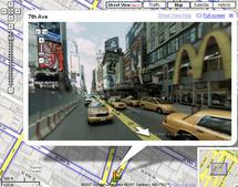 """Google Maps fait """"entrer"""" les internautes dans les magasins"""
