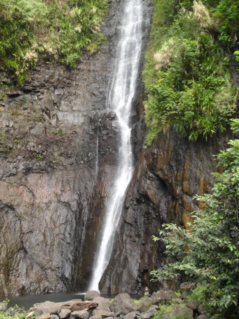 Fermeture temporaire du site des Trois cascades
