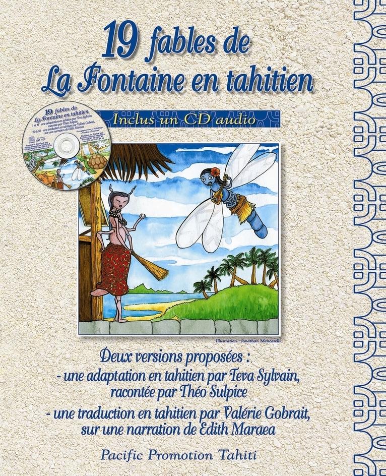 2 000 exemplaires des Fables la Fontaine en Tahitien offerts aux écoles