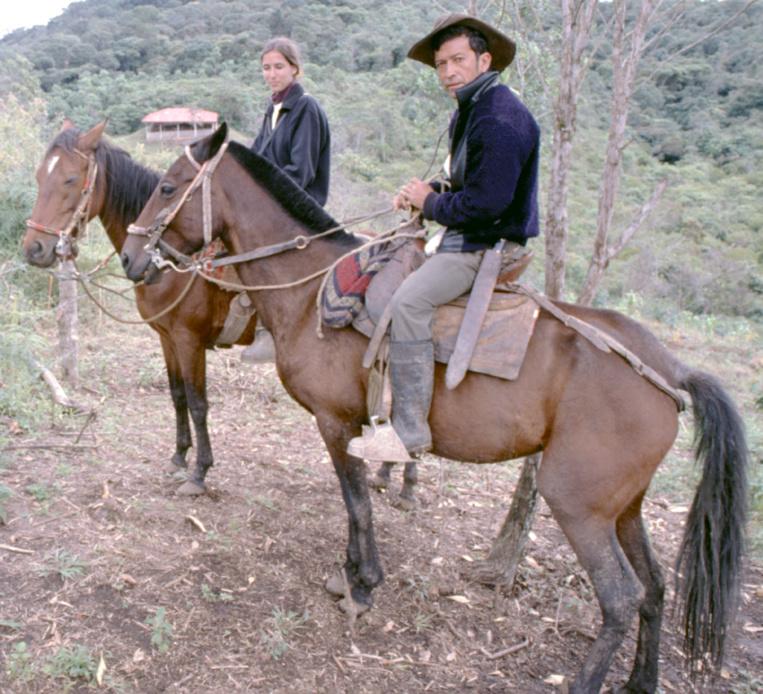 Pour les amoureux de découvertes et de cheval, San Agustin est un site unique en Amérique latine.