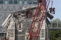 Le puissant séisme de magnitude 6,3 qui a frappé Christchurch le 22 février a fait 181 morts et détruit une grande partie du centre-vill