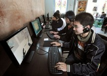 """Chine: les groupes d'internet vont freiner les informations """"nuisibles"""""""
