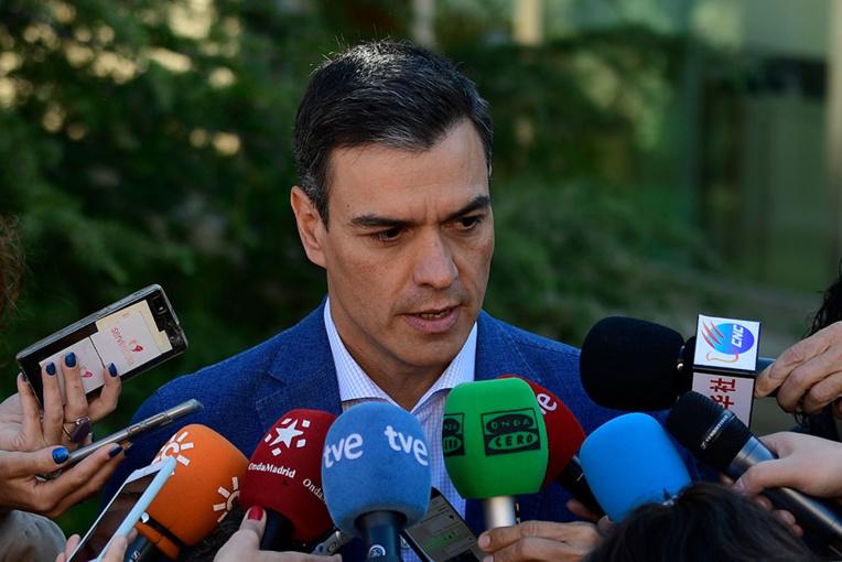 Espagne: large victoire des socialistes aux européennes