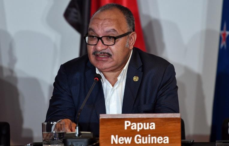 Papouasie-Nouvelle-Guinée: le Premier ministre Peter O'Neill démissionne