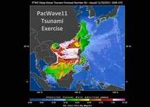Alerte régionale au tsunami : nouvel exercice « Pacific Wave » cette semaine