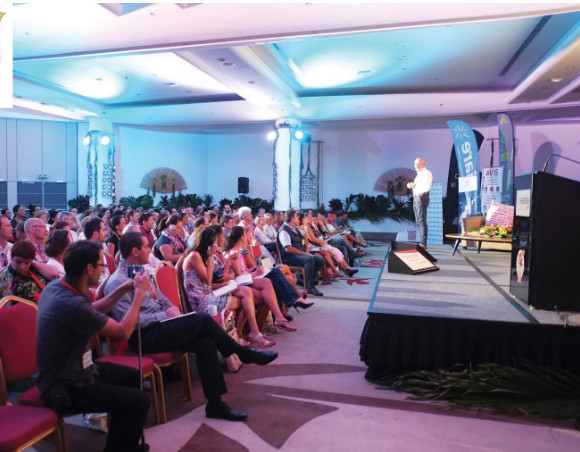 Le congrès se déroulera du 5 au 7 juin.
