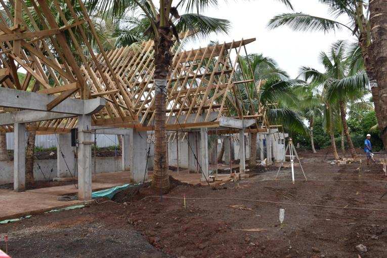La tournée des chantiers du Grand Papeete