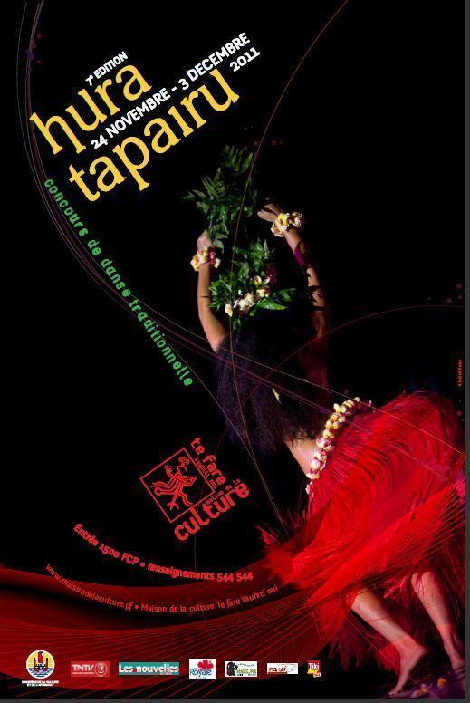 7ème édition du Hura Tapairu: Passion et créativité au rendez-vous