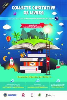 Une collecte de livres pour financer du matériel pour des élèves malentendants