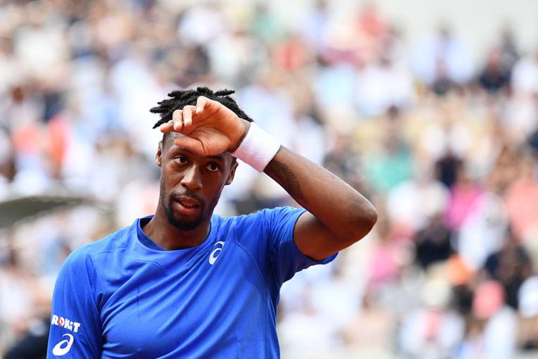 Roland-Garros: à Paire les regrets, à Monfils la douche froide