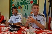 Frédéric Péchenard : « Ma visite n'a rien à voir avec les élections de 2012 »