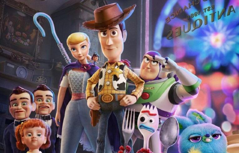 """Les studios Pixar ressortent leurs vieux jouets du placard pour """"Toy Story 4"""""""