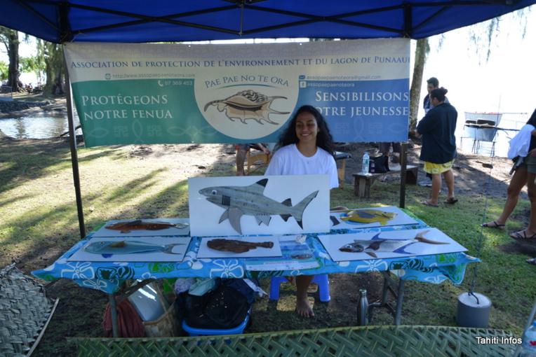 Un festival consacré à la protection de la mer à la Pointe Vénus