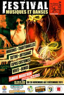 1er festival musiques et danses: rencontre des univers traditionnels et modernes