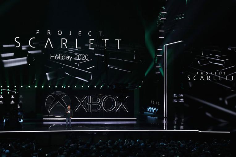 Microsoft donne un aperçu de sa prochaine console Xbox, qui sortira fin 2020