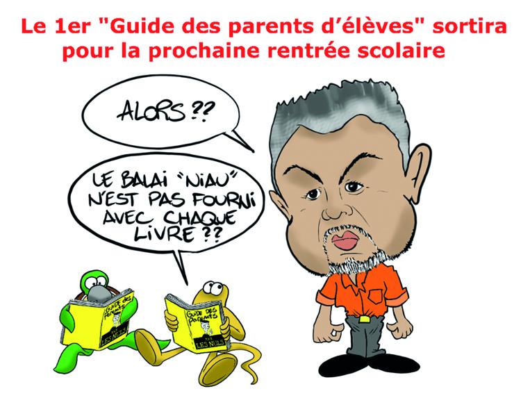 """"""" Demandez le manuel """" par Munoz"""