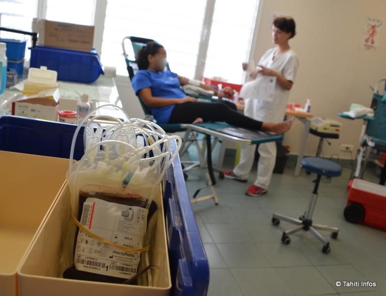 Le don de sang est toujours bénévole. La seule chose à gagner est une collation... Et la satisfaction de sauver une vie. Le Centre de transfusion sanguine accueille les donneurs tous les jours de la semaine de 7h à 15h (ou 14h le vendredi).