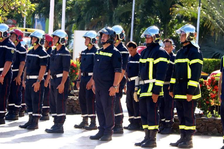 120 pompiers transmettent leur vocation
