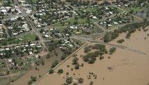 Australie: Inondations dans l'État de la Nouvelle-Galles-du-Sud