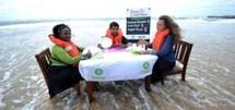 Climat: début des négociations à Durban, le protocole de Kyoto en question