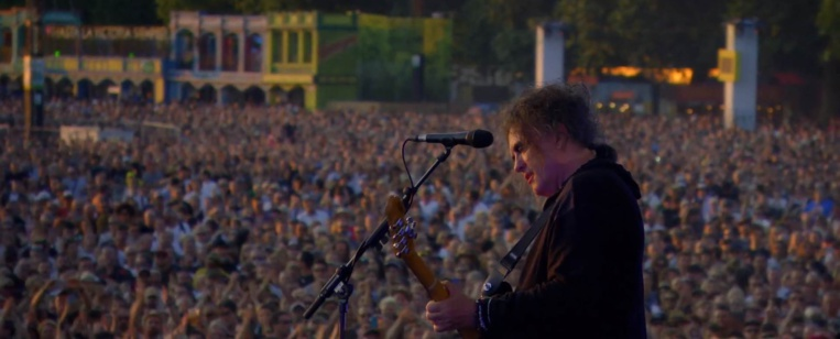 The cure, le concert événement de 2018  projeté au Liberty