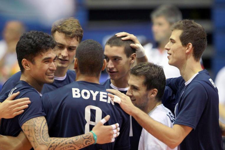 Volley-ball : Objectif équipe de France pour Nohoarii Paofai