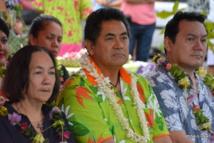 Punaauia inaugure le parc Vaipoopoo dédié à Ronald Tumahai