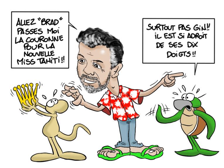 """Mister Plaza"", par Munoz"