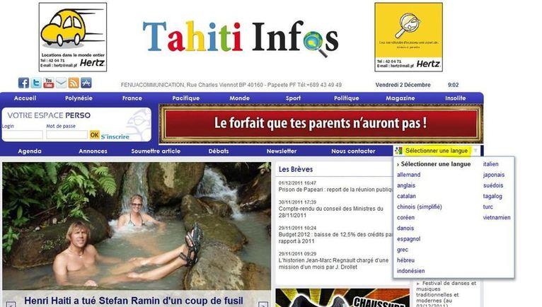 """""""Le Savez-vous?"""" notre nouveau rendez-vous pour mieux connaître Tahiti Infos"""