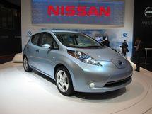 La Nissan Leaf électrique élue voiture de l'année au Japon