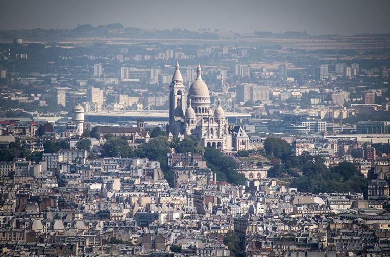 La chaleur monte sur la France