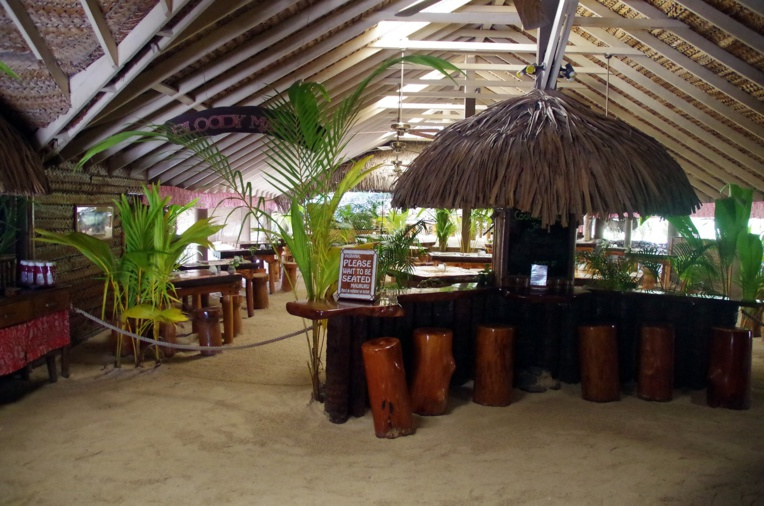 Un futur hôtel Bloody Mary's à Bora Bora