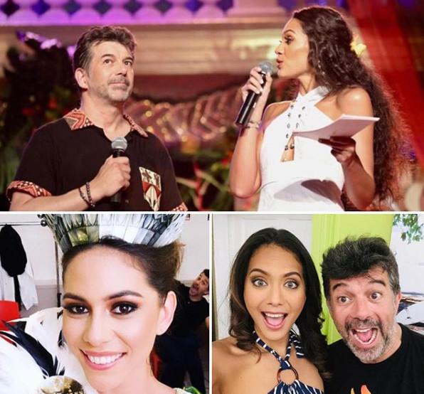Vaimalama Chaves déclare forfait pour Miss Monde et Miss Univers !