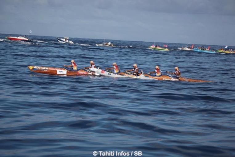 Un progrès dans le respect des couloirs de sécurité lors de la dernière Tahiti Nui Va'a