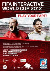 """FIFA Interactive World Cup 2012"" à Tahiti"
