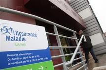 Sécu: excédentaire, le régime local Alsace-Moselle baisse son taux de cotisation