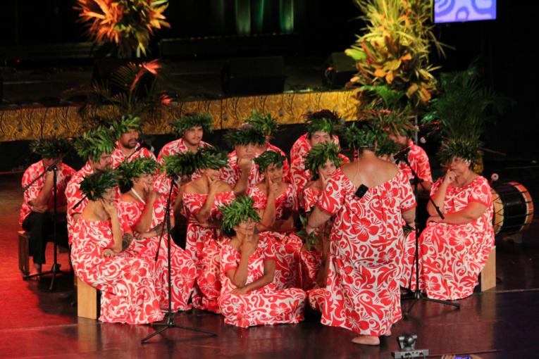 Le premier gala de la Tahiti choir school vendredi soir
