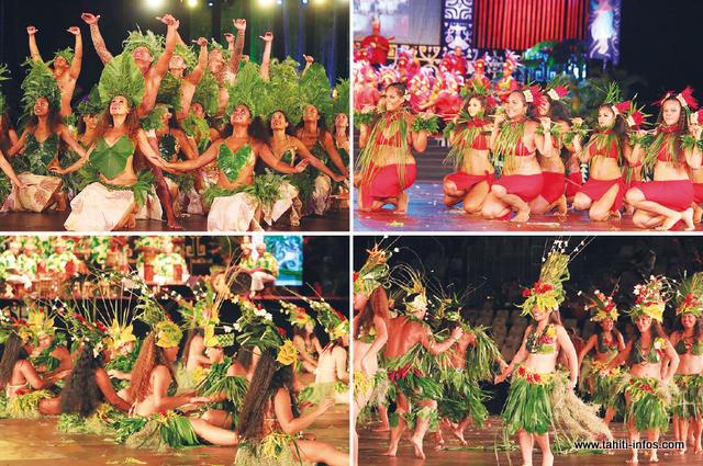Le règlement intérieur du Heiva i Tahiti de nouveau remis en cause.
