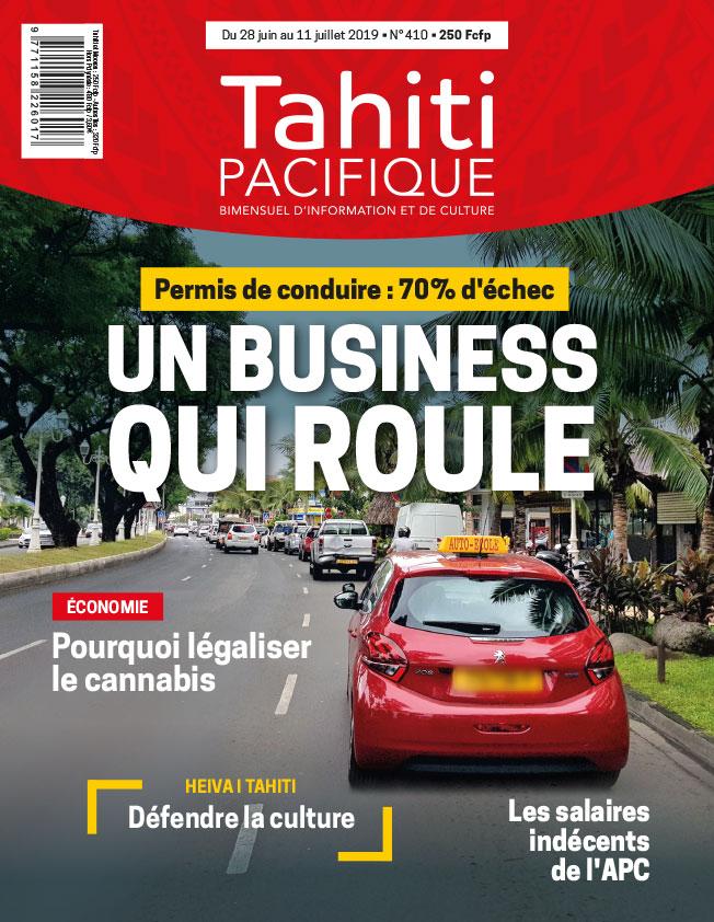 À la Une de Tahiti Pacifique, vendredi 28 juin