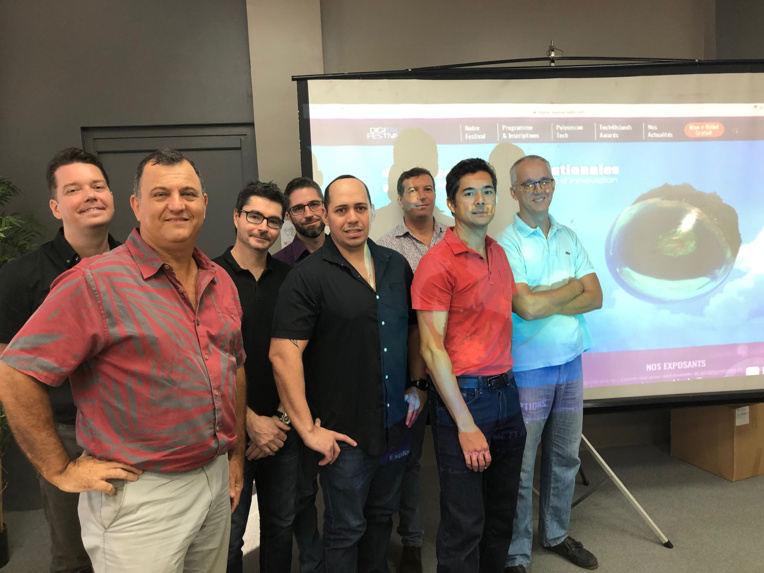 Tech4Islands, vitrine Tech de la Polynésie à l'international
