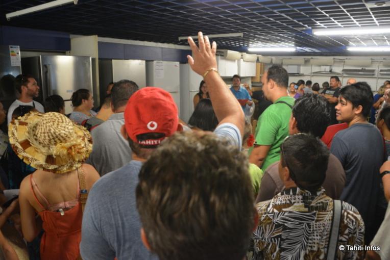 Liquidation de But : le supermarché des enchères
