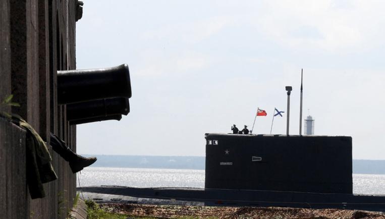 Russie: 14 marins tués dans l'incendie d'un sous-marin